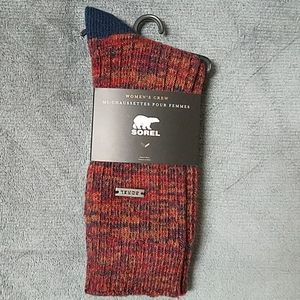 Sorel Socks NWT